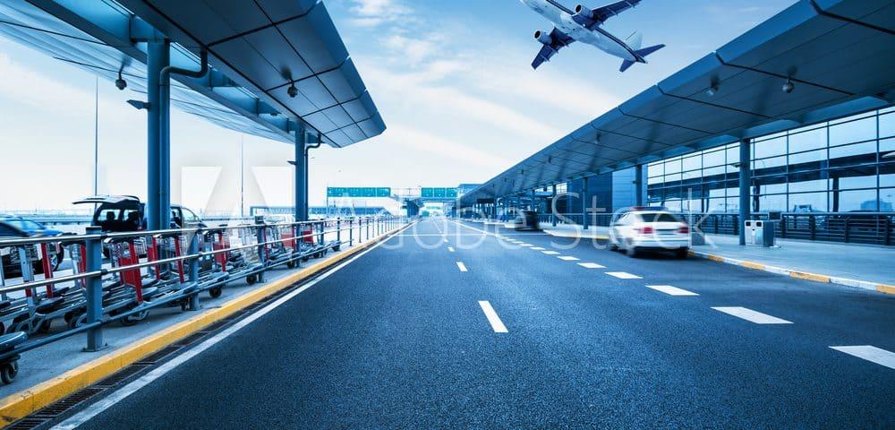 طريق عودة ليموزين مطار برج العرب