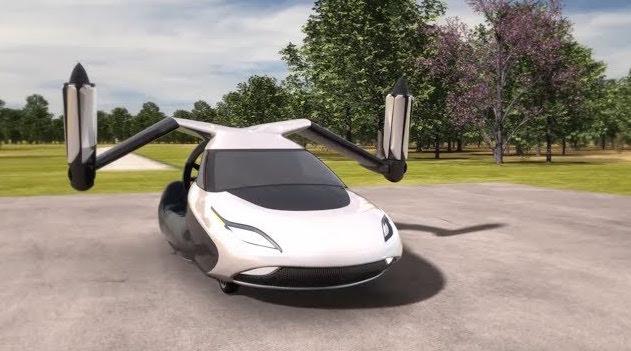 التغير الذي يلحق بسيارات ليموزين المطار ذاتية القيادة